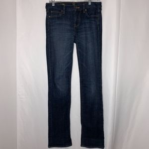 J. Crew Factory Stretch Matchstick Jeans